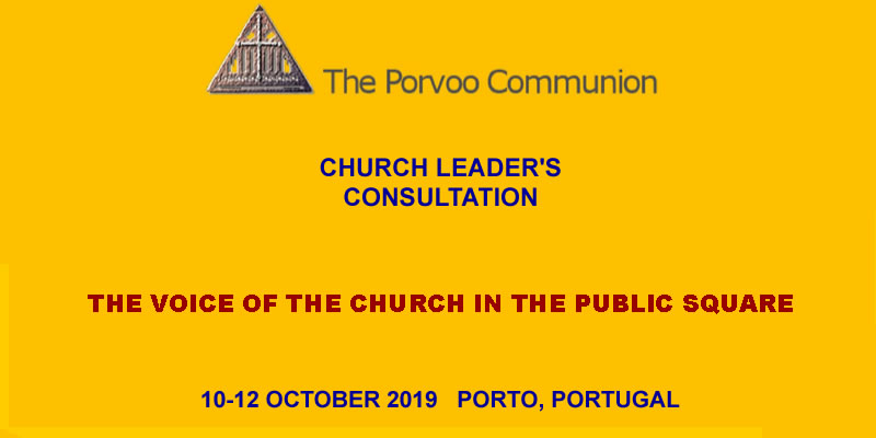 Church Leadear's Consultation - The Porvoo Communion - Porto 2019